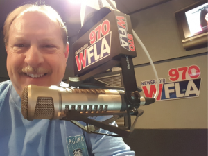 Mark T Goven Radio Show On 970 WFLA Tampa Bay